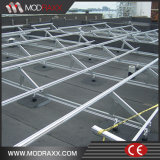 혁신적인 태양 PV 기와 지붕 설치 장비 중앙 죔쇠 (ZX031)