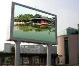 Heißes verkaufendes im Freien Zeichen BADrgb-P8 LED, das LED-Anschlagtafel bekanntmacht