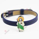 I Love Jesus Slide Charm Beads für Bracelet (JP08-663)