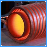 Machine de pièce forgéee chaude automatique de fréquence moyenne de forgeron (JLZ-160)
