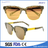 De beroemde Zonnebril Van uitstekende kwaliteit van de Acetaat van de Ontwerper van het Merk van de Zonnebril van Vrouwen