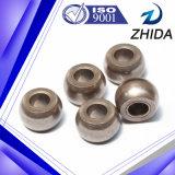 Fornecedor do ouro de China da bucha de bronze aglomerada