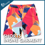 Os Mens quentes de Austrialia das vendas A005 nadam calças curtas dos Shorts ocasionais da placa