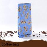 平底のガセットは立てる無光沢Ziplock (ML-E21)が付いているジッパーのロックまたはプラスチックパッキング袋が付いているアルミニウムによって薄板にされるコーヒー袋を