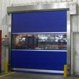Изготовление дверей завальцовки высокой эффективности ткани Китая быстрое высокоскоростное (HF-2024)