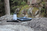 Indicatore luminoso di energia solare per accamparsi