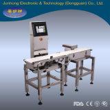 Verific a máquina de combinação do pesador e do detetor de metais