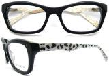 Lunetterie en plastique de monture de lunettes de bâtis optiques des plus défuntes lunettes de types