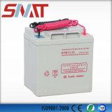 bateria ativa do gel do polímero de 24ah-200ah 12V para a fonte de alimentação