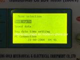 Verificador da força dieléctrica do IEC 60156 e da tensão de avaria dieléctrica