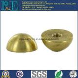 Montaggi di pezzo fuso d'ottone della sfera della lampada di precisione