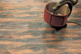 コマーシャル8.3mm HDF AC4 Embossed Waxed Edge Laminate Flooring