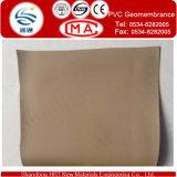Pvc Geomembrane met Reinforcement voor Cement Kiln Dust Landfill