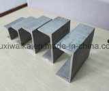 Canal U galvanizado A36 del acero de la sección del acero estructural de ASTM