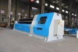 Máquina de rolamento do rolo do CNC 4 de Krrass W12-10X2500mm com Ce