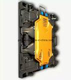 P5 al aire libre que hace publicidad de la pared video del LED con el panel de alquiler del diseño (640X640m m)