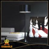 Lámpara derecha contemporánea de la lámpara de suelo del hotel (KA306F)