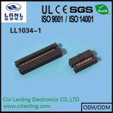 разъем гнезда 1.27*2.54mm IDC с плоским кабелем