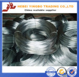 Lumineux et Soft Electric Galvanized Iron Wire pour Oil Industry (1.1mm)