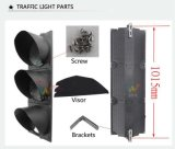 Vendita unica del semaforo del segnale di Epistar LED 300mm Bycle di disegno