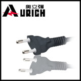 CA Power Cord 3pin Plug dell'Israele Certificated