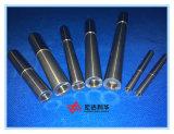 Barra aborrecida antivibração personalizada do carboneto com furo do líquido refrigerante