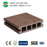 Полое Wood Plastic Composite Outdoor Flooring с Certification (HLM47)