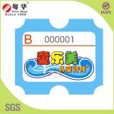 Papel Lotería Yuehua para la máquina de juego