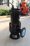 China Made Cast Iron Submersible Sewage Pump Flow 150m3/H max Head 50m