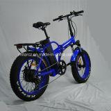 소형 뚱뚱한 타이어 E 자전거 Rseb-507