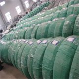 Wooden Drum 0.30mm-4.00mm에 있는 Armouring를 위한 전화 Cable Galvanized Steel Wire