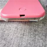 Het hete Geval van de Telefoon van het Flitslicht van Lumee Selfie van de Verkoop voor iPhone 6/6plus