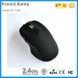 High Resolution poco costoso Noble 2.4G Ergonomic 6D Wireless Mouse