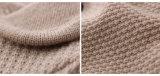 소녀를 위한 100% 모직 뜨개질을 하거나 뜨개질을 한 아이들 옷