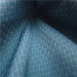 50d gesponnenes Schaftmaschine-Twill-Plaid-Ebenen-Check-Oxford-im Freien Jacquardwebstuhl-Polyester-Gewebe 100% (X046)