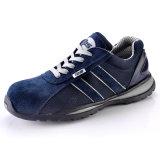Nuevos zapatos del deporte de la seguridad del diseño de Fahionnable con el casquillo de la punta para ir de excursión L-7034b