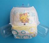 Pañal unisex del bebé de Pullup con alta base absorbente