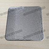 Feuille gravée en relief d'acier inoxydable de la qualité 304 pour des matériaux de décoration