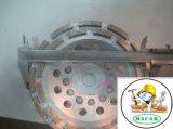 """точильщик угла 6 """" пригонок колеса чашки диаманта меля диска 150mm конкретный"""