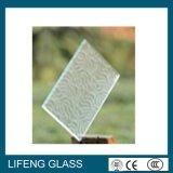 Parede de divisória de vidro do espaço livre do vidro modelado/vidro de vidro obscuro da parede interior