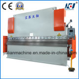 Wc67k-100X4000 Delem 41 (X、Y) Wc67kシリーズCNCの油圧曲がる機械