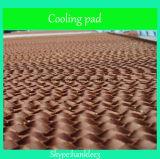 Pista de enfriamiento de la fibra de la Caliente-Venta de las aves de corral a prueba de humedad de la Hige-Cortina-Tarifa