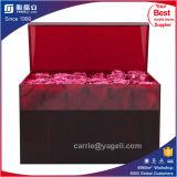 Venda por atacado transparente bonita da caixa de Rosa do acrílico 9