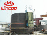 Alto Efficiency Automatic Welding Machine para Tank Construction