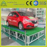 Fase mobile esterna del compensato dell'alluminio 1.22m*1.22m di prestazione di Guangzhou Cina