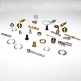 Изготовление Custom All Kinds CNC Machine Parts Aluminum/Stainless Steel/Plstic/PTFE/Brass/Alloy/Carbon/Acrylic