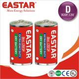 Батарея цинка R20p углерода