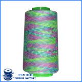 Il colore del Rainbow Lungo-Cuce con punti metallici il multi filetto di colore del cotone