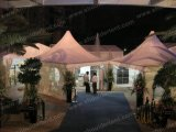 Tente extérieure de Gazebo et tente manuelle de Gazebo d'Assemblée