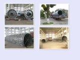 Secador dedicado do resíduo da fibra